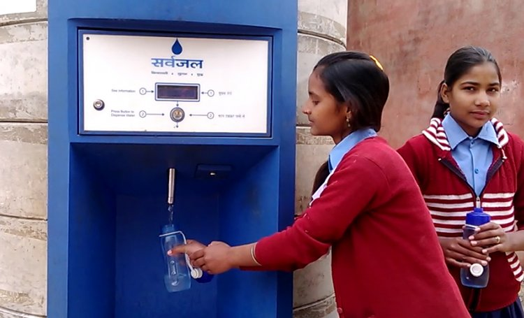 Chandigarh smart city limited to set up 20 water ATMS